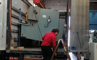 Machine de destination centre de l'Espagne